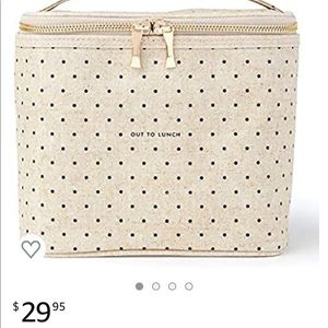 Kate Spade New York Deco Dots Lunch Tote